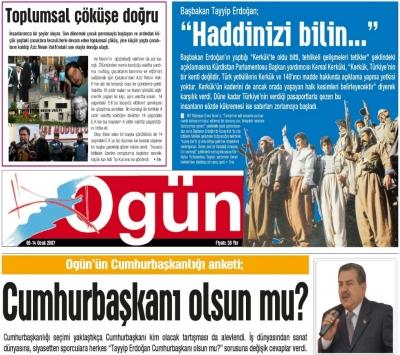 Ogün Gazetesi - Sayı: 2007/3