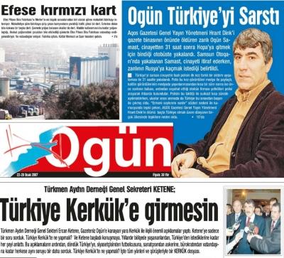 Ogün Gazetesi - Sayı: 2007/4