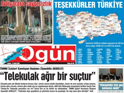 Ogün Gazetesi - Sayı: 2007/6